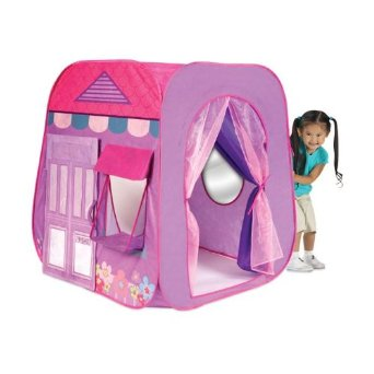girls indoor play tent
